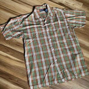 Boys dress shirt sz large